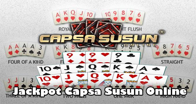 Jackpot Capsa Susun Online